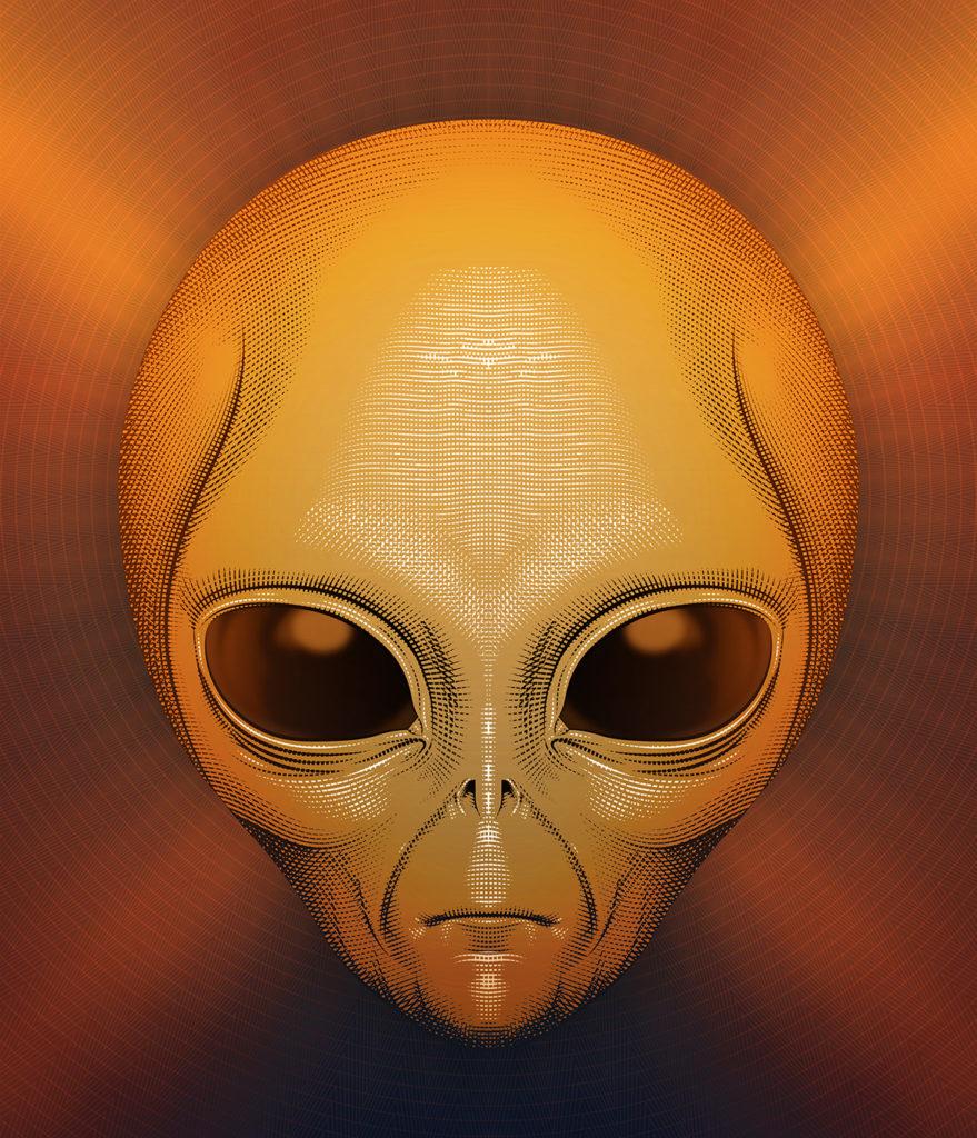 Nathan Owens Alien